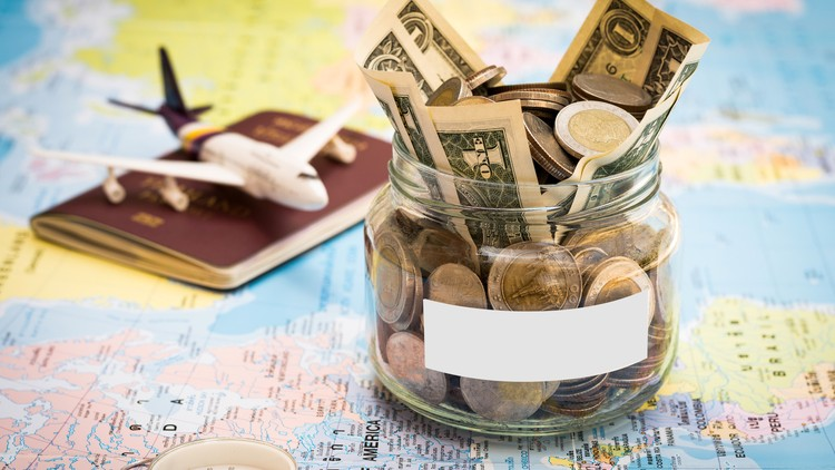 Udemy Free Coupon – The Ultimate Guide to Travel Budgeting