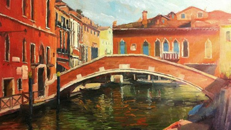 Paint Like an Impressionist: DIY Venice Painting | Udemy