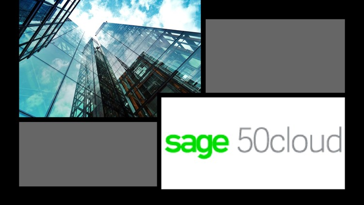 Sage 50cloud Accounting 2020 Course