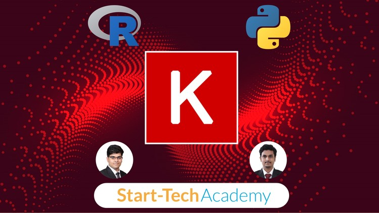 Udemy 100% Off Free – Deep Learning with Keras and Tensorflow in Python and R