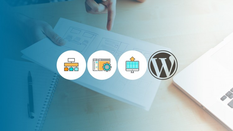 Plan, Build, and Launch A WordPress Website