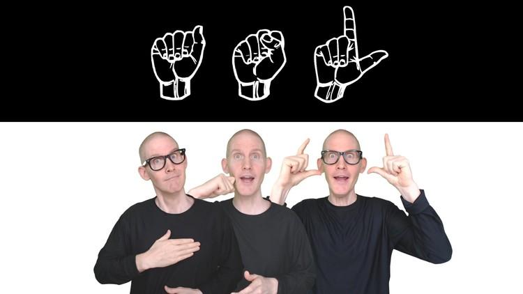 Udemy 100% Free – ASL   Pronouns + Vocab + Practice   American Sign Language