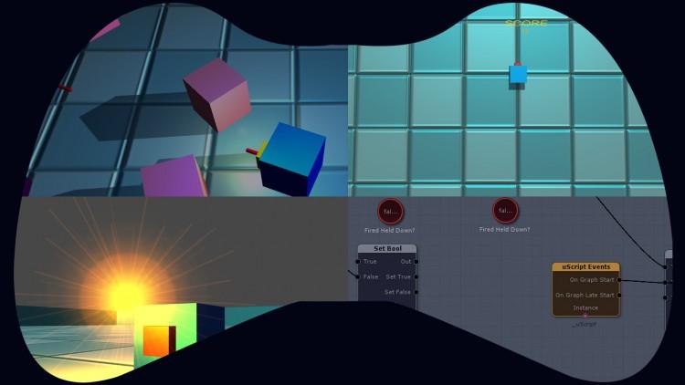 Unity Game Development Using uScript   Udemy
