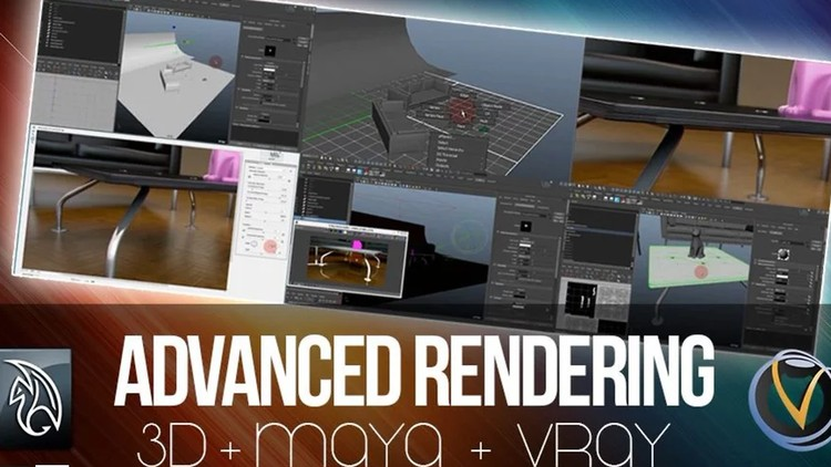 Maya - Advanced Rendering with V-Ray | Udemy