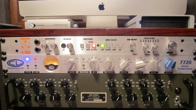 audio engineering: EQ and Compression for beginners