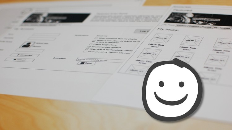 Wireframing with Balsamiq Mockups