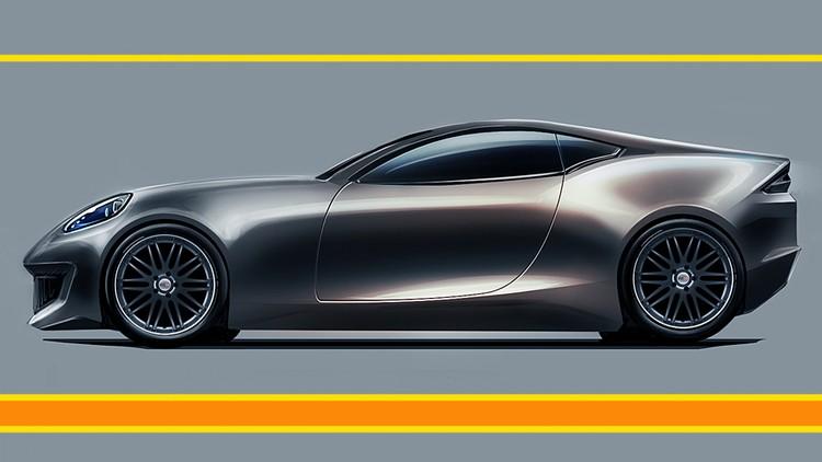 Car Design Sketching: Render a Car in Photoshop   Udemy