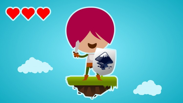 Create original vector game art with Inkscape for free! | Udemy