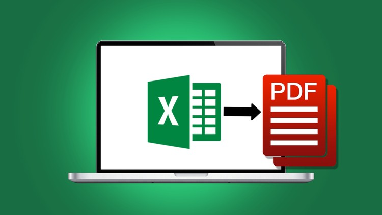 Excel VBA to PDF Forms Mastery Course | Udemy