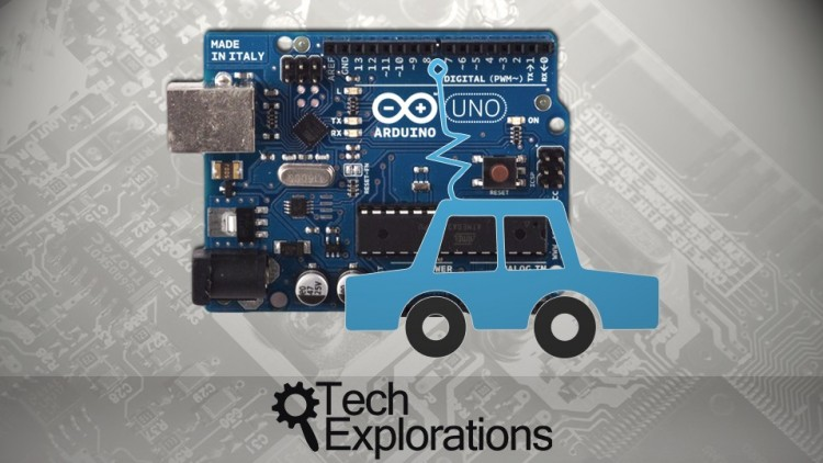 DIY Remote Controlled Car Using Arduino: Tech Explorations