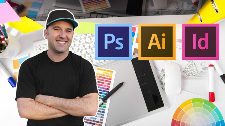 e798eb3e7 Graphic Design Masterclass: Learn Graphic Design in Projects | Udemy