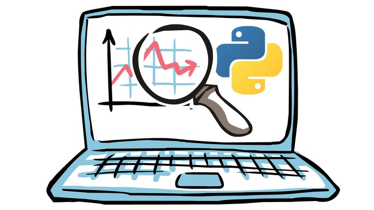 Learning Python for Data Analysis and Visualization | Udemy