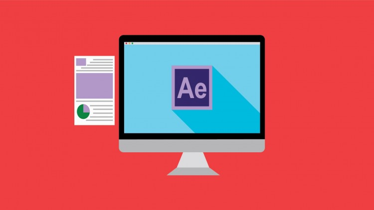 Adobe After Effects CC: Learn To Make Motion Graphics Now