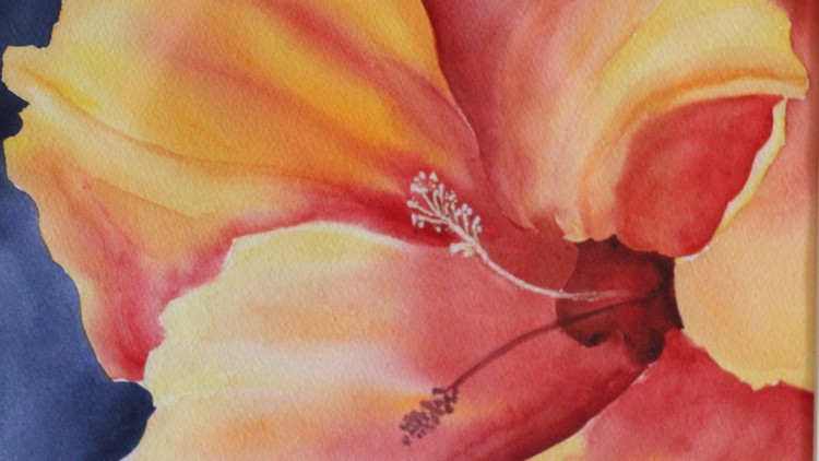 Watercolor Painting For The Beginner