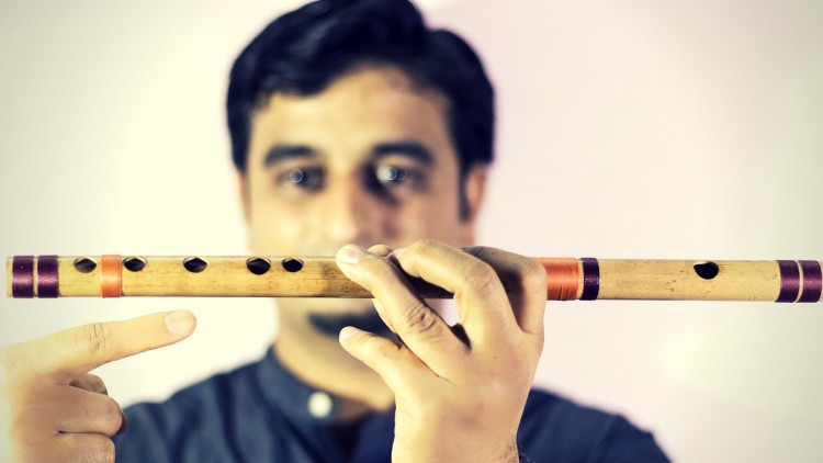 Learn basics of South Indian Carnatic Flute Step by Step | Udemy
