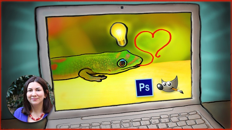 Photoshop | GIMP: Quick & Easy Image Hacks for Beginners | Udemy