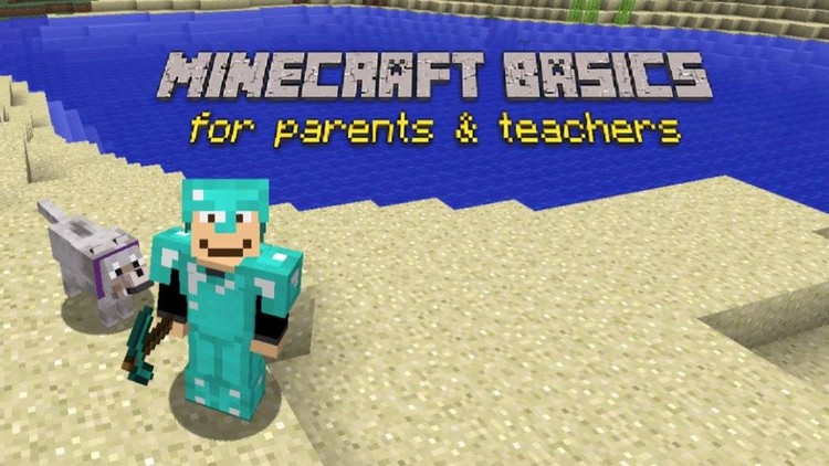 Minecraft 101: Learn to Play, Craft, Build, & Save the Day | Udemy
