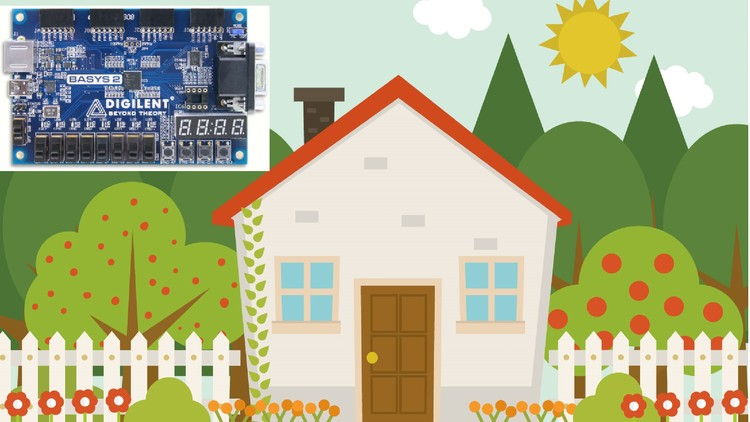 Learn VHDL, ISE and FPGA by Designing a basic Home Alarm | Udemy