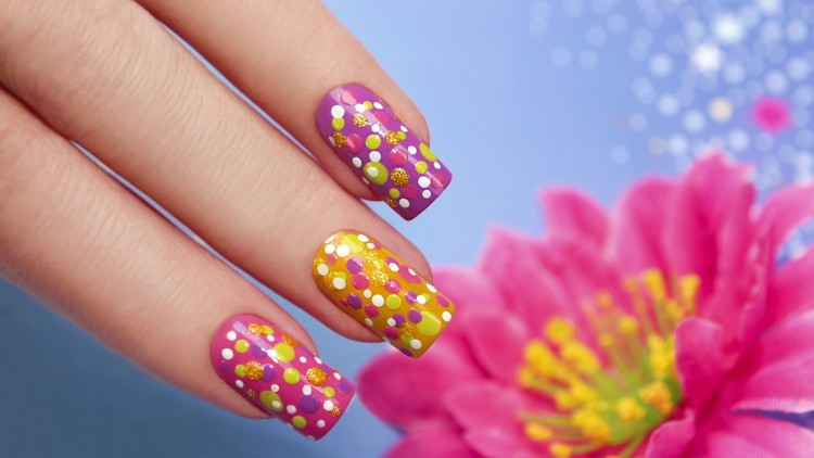 The Complete Nail Art Tutorial , Step by Step Manicure Guide