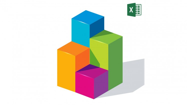 Excellence In Excel Create A Dynamic Block Chart In Excel Udemy