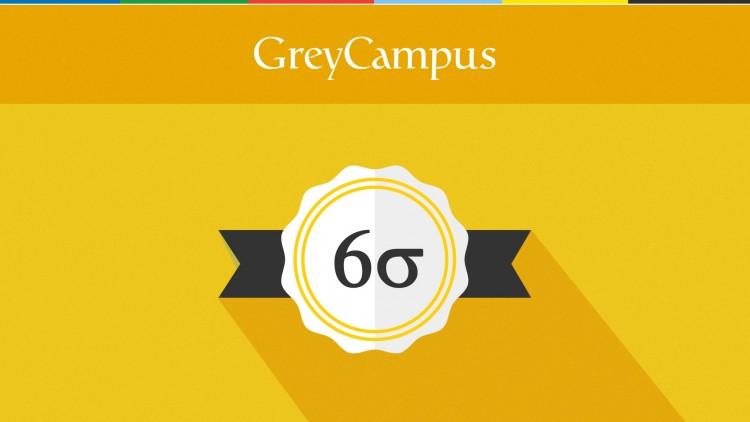 Six Sigma Yellow Belt Training And Certification Udemy