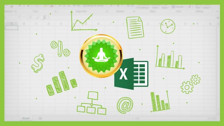 Microsoft Excel-Green to Guru (Novice-Intermediate course
