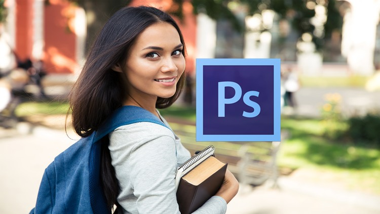 Learn Adobe Photoshop Cs6 In 2 Hours 25 Psd Templates Udemy