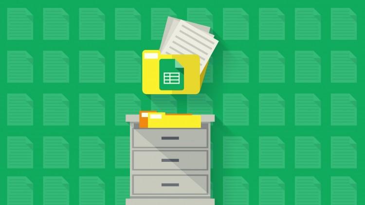 Free Google Sheets Tutorial - Google Spreadsheet Basics: A (Free