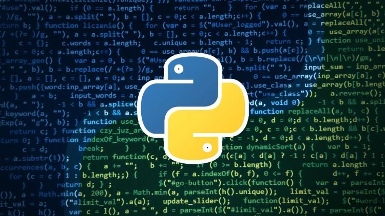 Mastering Python | Udemy