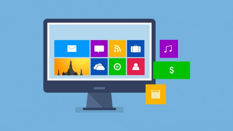 Windows 8 Crash Course with 50 Tips