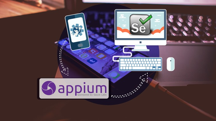 Appium - Selenium for Mobile Automation Testing | Udemy