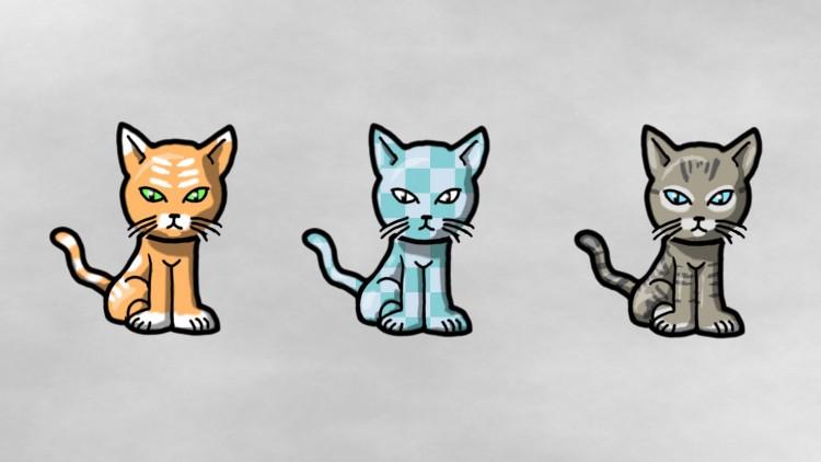 Draw a Kitten