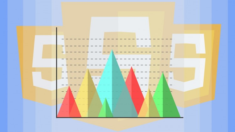 Stacked Area Chart JS, create your chart with Charts JS | Udemy