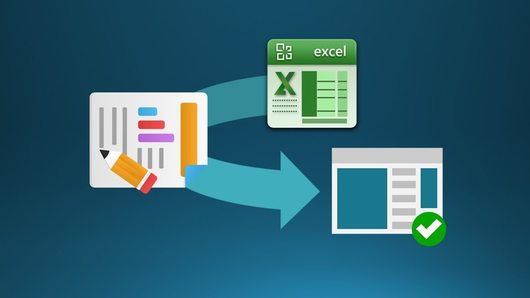 Visual Basic for Applications - Excel VBA - The full course