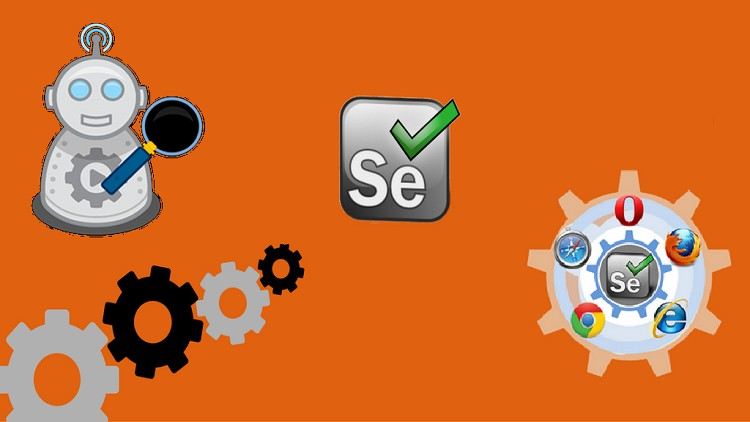 Selenium WebDriver Training with Java and Many Live Projects | Udemy