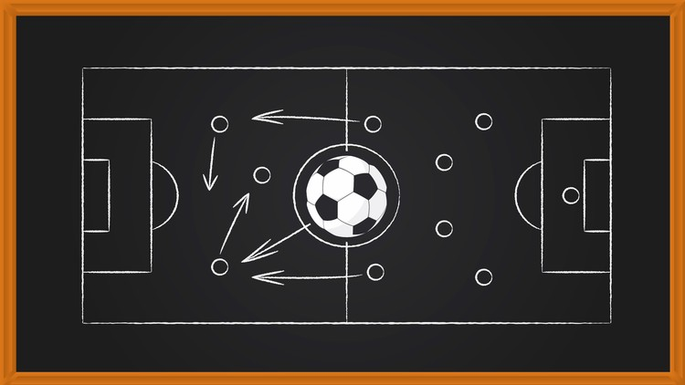 Introduction to Football (Soccer) Tactics | Udemy