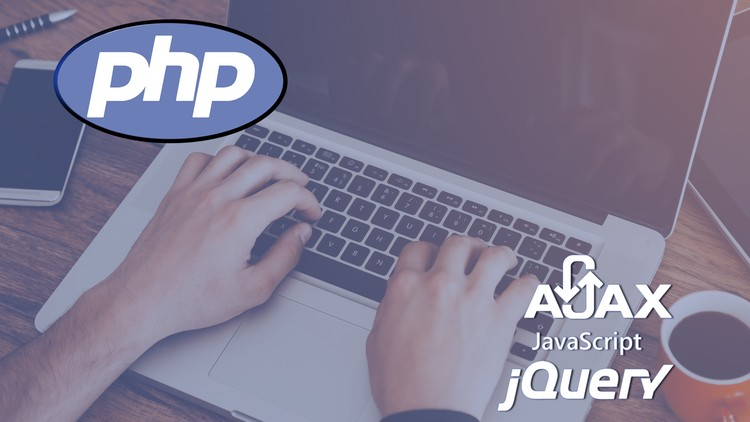 Ajax in JavaScript and JQuery, with PHP - Creating Chat App | Udemy