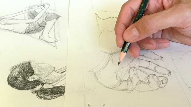 Sketching and drawing: 5 Techniques to improve your skills