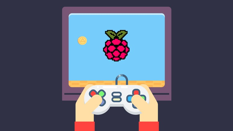 Build Your Own Retro Games Machine with Raspberry Pi | Udemy