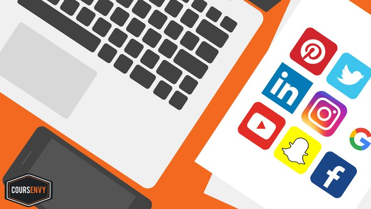 Social Media Marketing MASTERY | Learn Ads on 10+ Platforms | Udemy