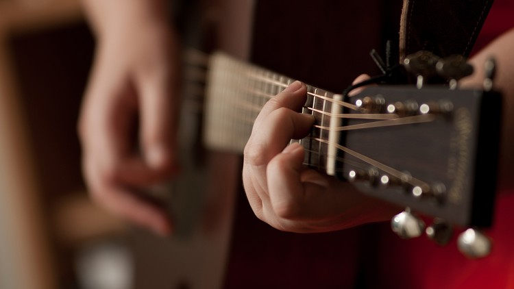 Fingerpicking Classics - Stunning songs played fingerstyle! | Udemy