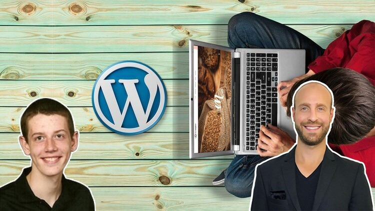 The Complete WordPress Course – Build Your Own Website Today