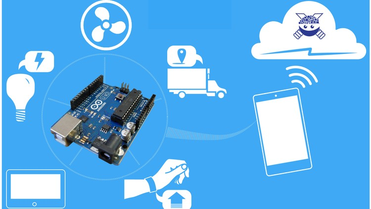 Introduction to Internet of Things(IoT) using Arduino | Udemy
