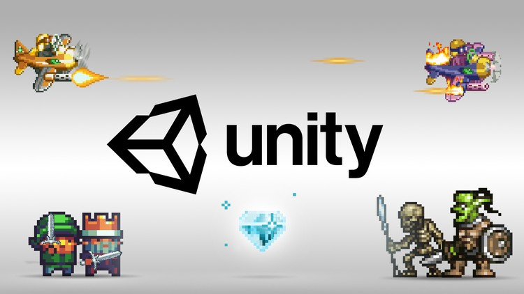 Unity: From Master To Pro By Building 6 Games | Udemy