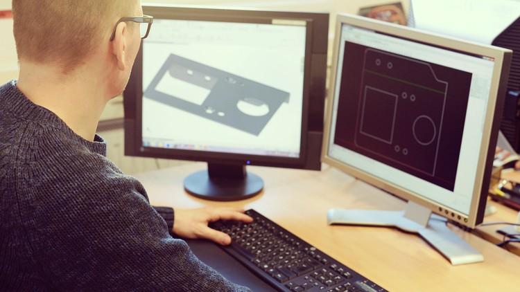 Pro Engineer Creo Fundamental 3D design course | Udemy