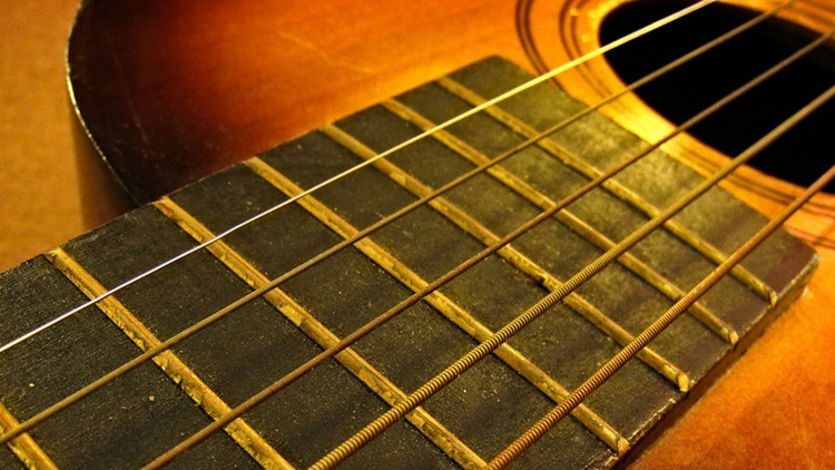 The 80/20 Beginner Guitar Course
