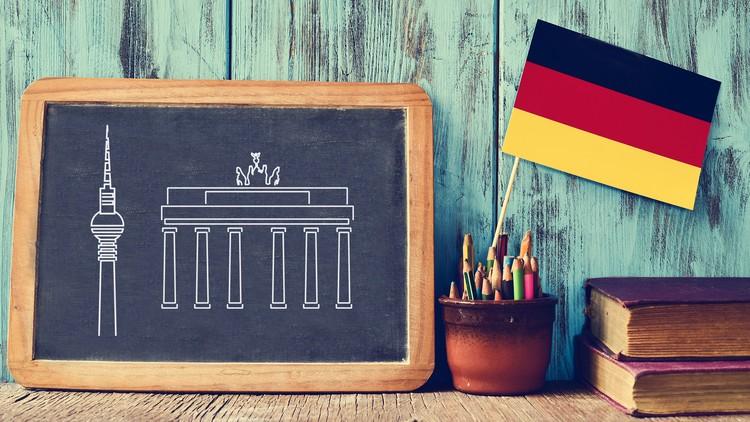 Deutsch Intensiv – Intensive German Course for Beginners
