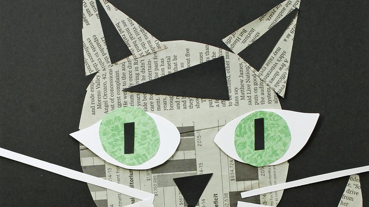 Kids Mixed Media Collage Workshop Art Projects For Children Udemy