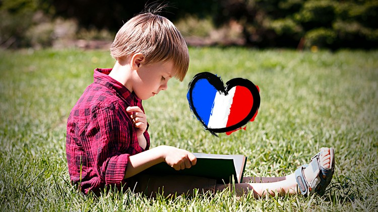 Learn French Naturally For Children and the Young At Heart 2 | Udemy