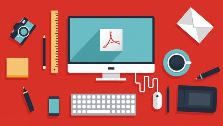 Adobe Acrobat XI Tutorial - Learn Acrobat XI The Easy Way | Udemy